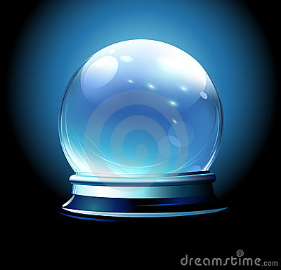 Free Crystal Ball Stock Image - 21541511