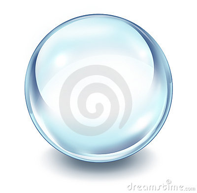 Free Crystal Ball Royalty Free Stock Photography - 22694597