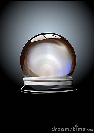 Free Crystal Ball Royalty Free Stock Photo - 6165725