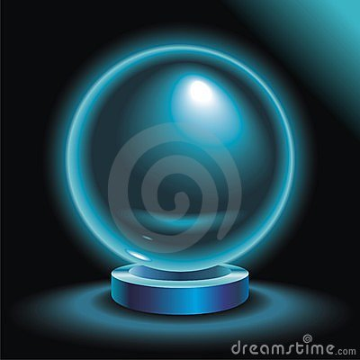 Free Crystal Ball Stock Images - 9528644