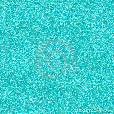 Free Crystal Blue Swimming Pool Water Seamless Pattern Royalty Free Stock Photography - 7753817