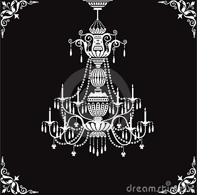 Free Crystal Chandelier Stock Images - 13452264