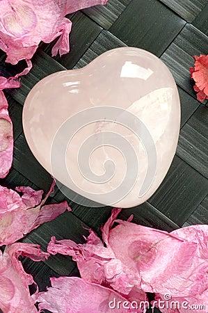 Crystal heart 2