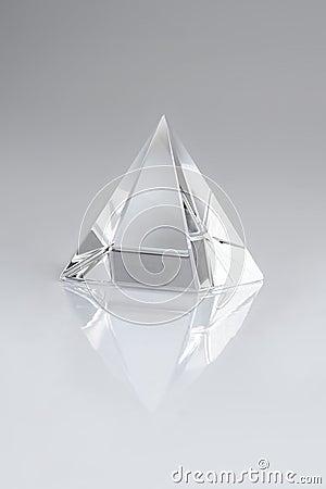 Free Crystal Pyramid Stock Photos - 2805883