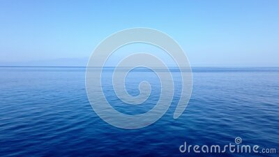 Crystal sea and amazing beach Island of Rabbits Beach  Lampedusa Italy stock video footage