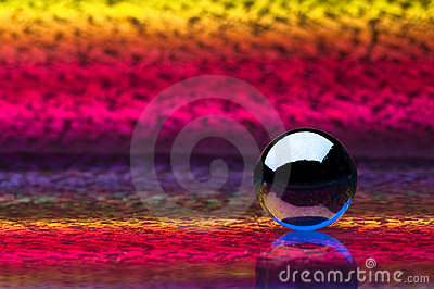 Crystal sphere