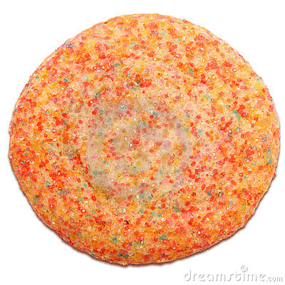 Crystal Sugar Cookie