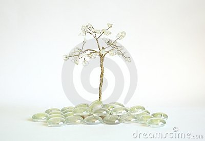 Crystal-tree
