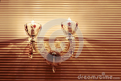 Crystal wall lighting,Wall Sconce,Warm light,The light of hope,Light up your dream,Romantic time