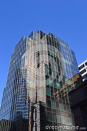 A Crystallic Building