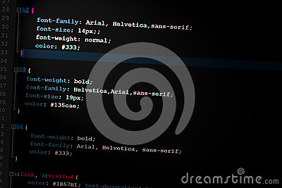 Css3 code web design code