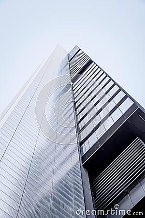 Free Cuatro Torres Business Area (CTBA) Building Skyscraper, In Madri Royalty Free Stock Photos - 30183548