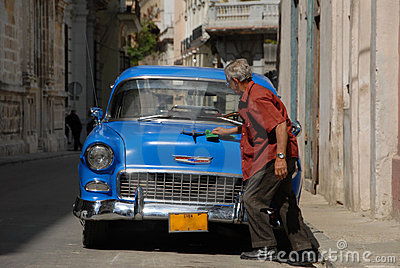 Cuba Editorial Stock Photo