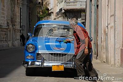 Cuba Editorial Stock Photo