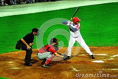 Cuba -Canada game Editorial Photography