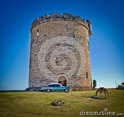 Cuba castle