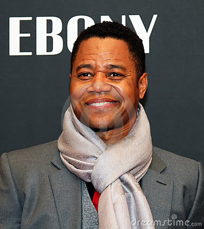 Cuba Gooding Jr. Editorial Photography