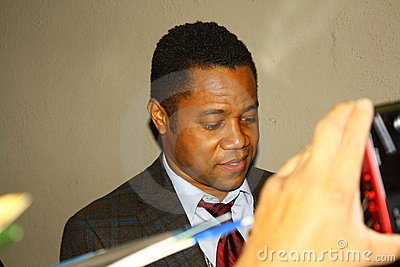 Cuba Gooding Jr Editorial Photography