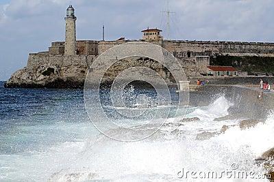 Cuba- Havana Lighthouse