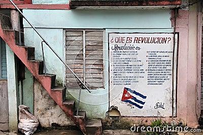 Cuba - Revolution Editorial Image
