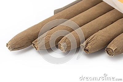 Cuban cigarrettes