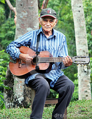 Cuban Musician Stock Photography - Image: 24345942