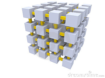 Cube mesh