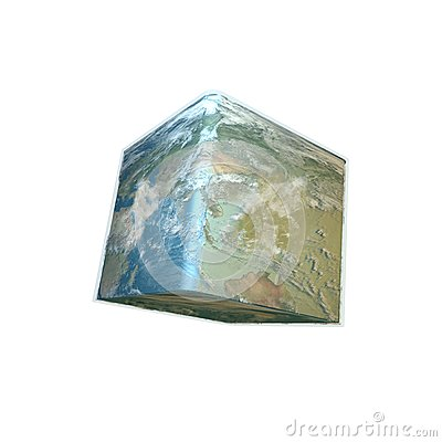 Cube world isolation