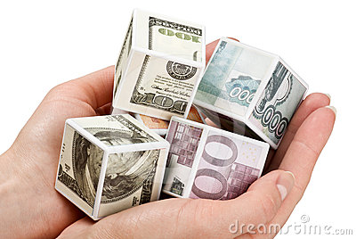Cubes of the money