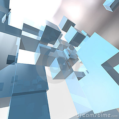 Cubic Background