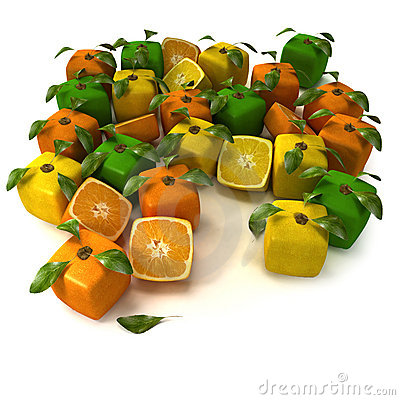 Cubic citrus
