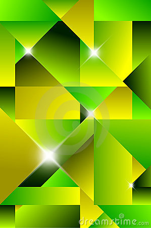 Cubism modern abstract background