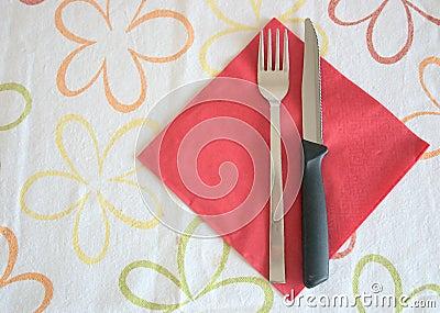 Cuchillo y fork