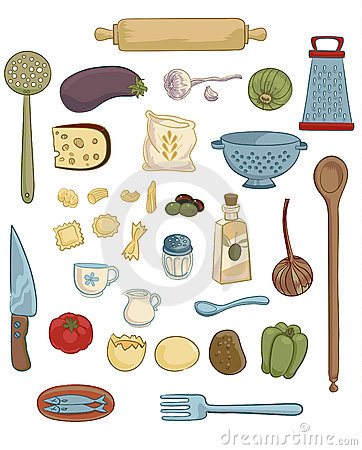 Stock photos cucina italiana image 4859553 for Cucina italiana design