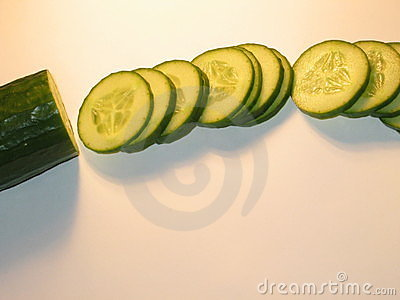Cucumber Stock Photo