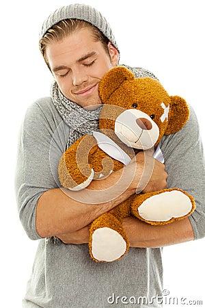 Free Cuddle Toy Royalty Free Stock Image - 20637406