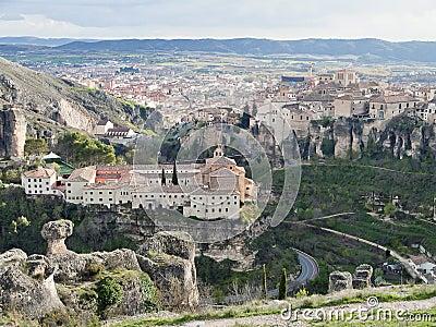 Cuenca. Castilla La Mancha, Spain