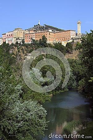 Cuenca - La Mancha - Spanien