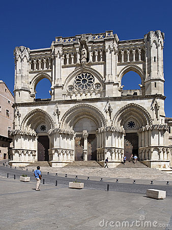 The Cuenca s cathedral