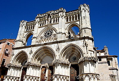 Cuenca, Spain: 13th Century Cathedral