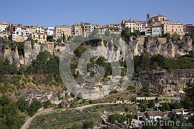 Cuenca In Spain Royalty Free Stock Photos - Image: 26943758