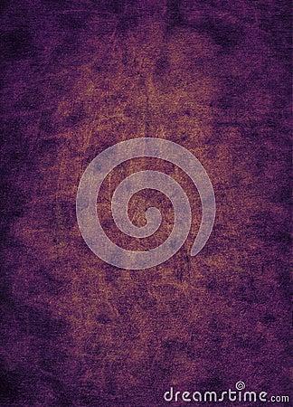 Cuero púrpura Textured