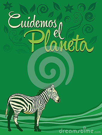 Cuidemos el Planeta - Care for the Planet spanish
