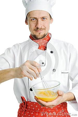 Cuisinier positif