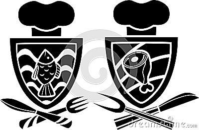 Culinary emblem