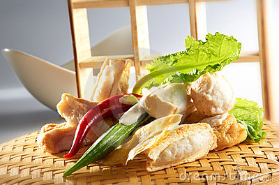 Culinária chinesa asiática