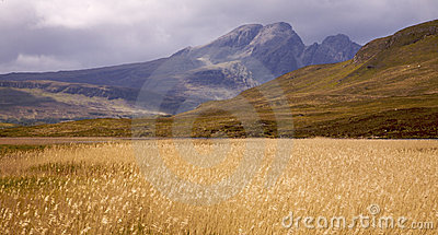 The Cullin hills and field