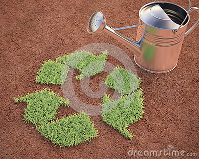 Cultivating Recycling