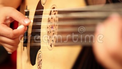 Cultura turca do asiático do grupo da música clássica da cultura vídeos de arquivo