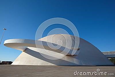 Cultural Complex Brasilia Brazil